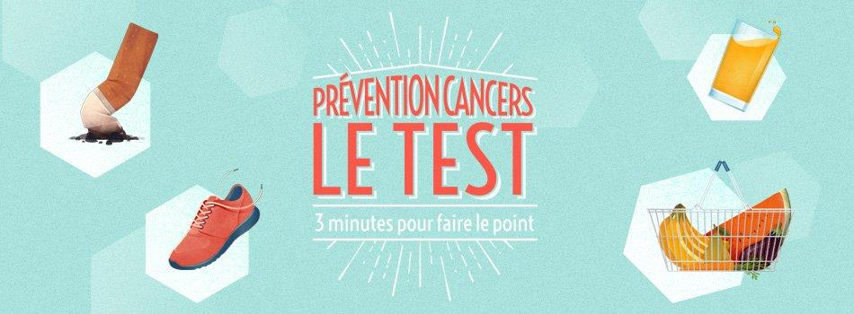 prevention cancers test