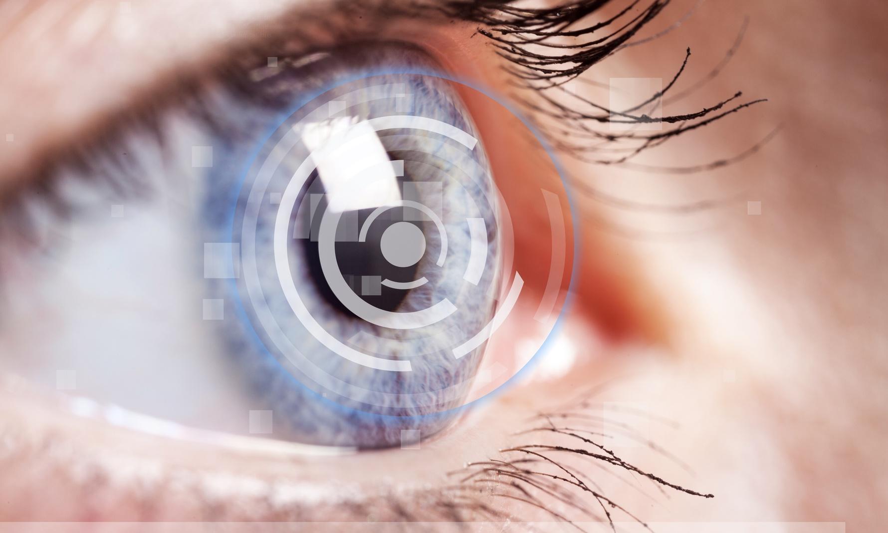 prothèse de rétine, vision senior