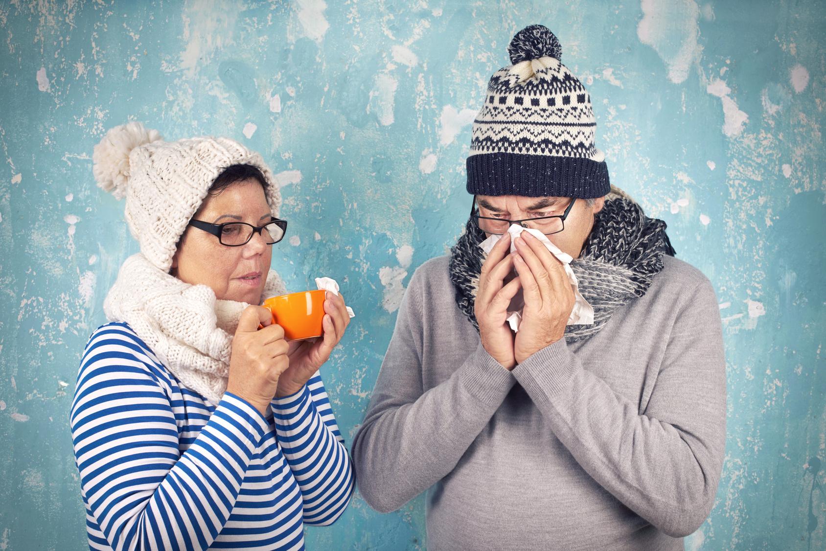 Pas tous égaux devant la grippe