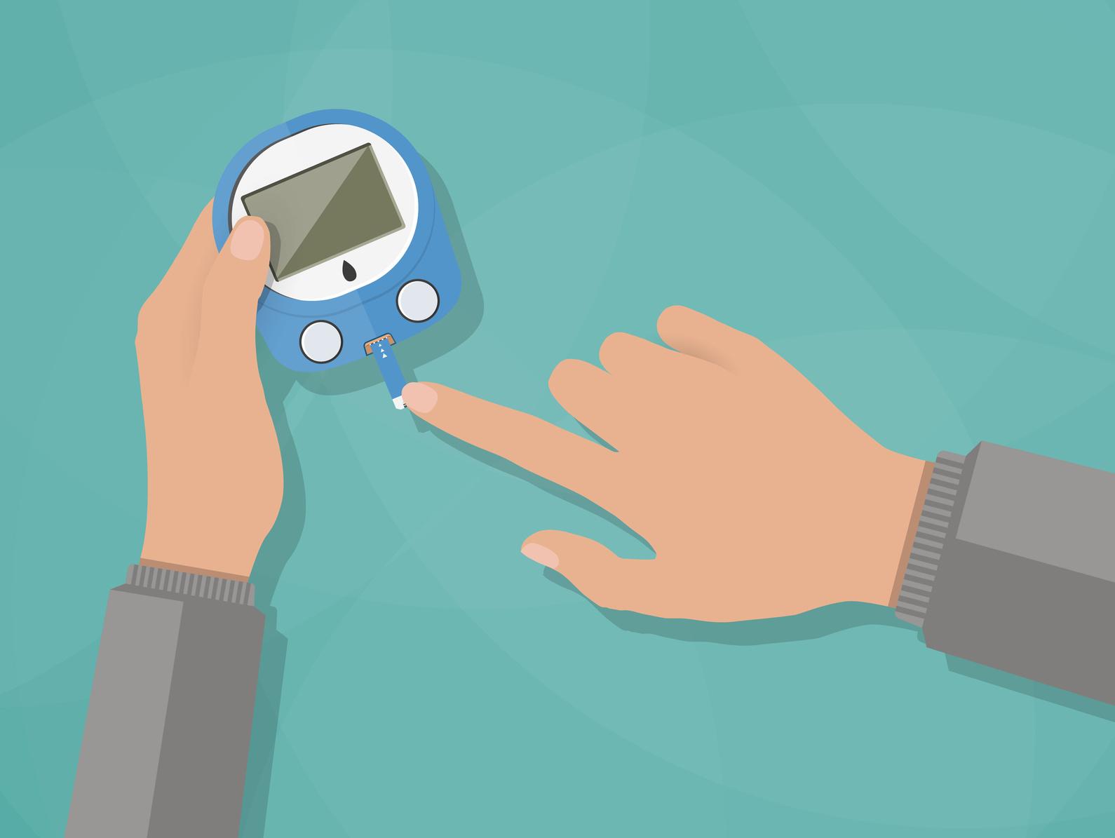 Glocumetre - diabete