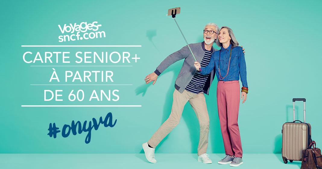 Carte Senior +